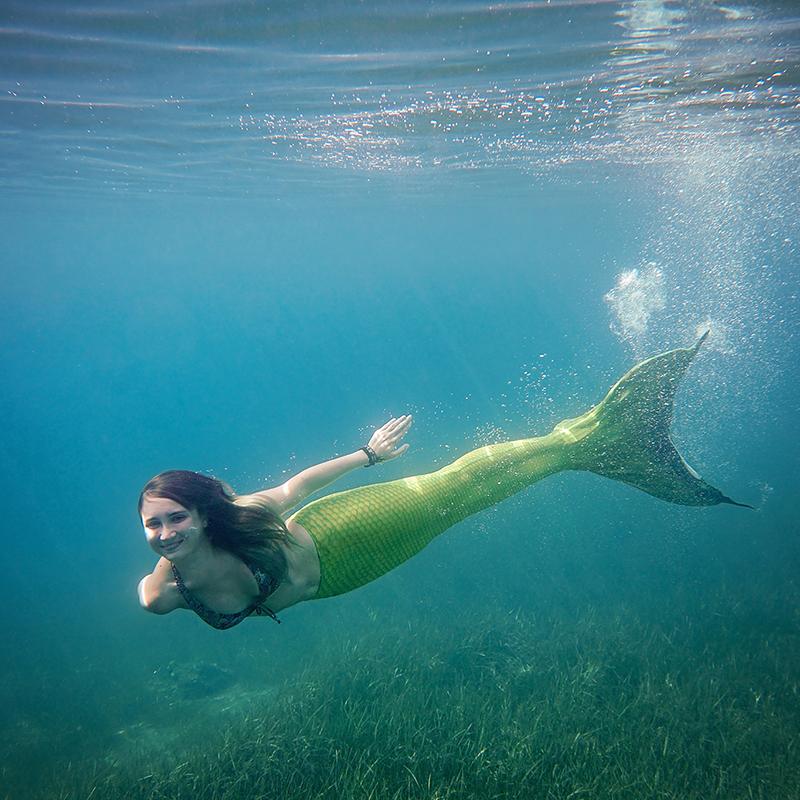 Mermaids in Greece