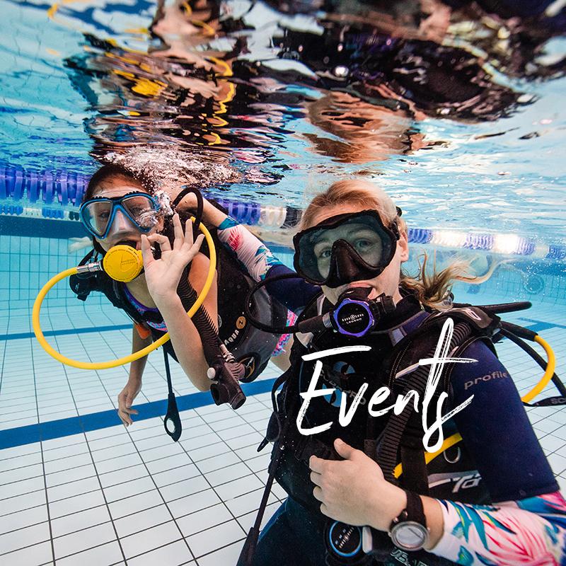 Underwater Events