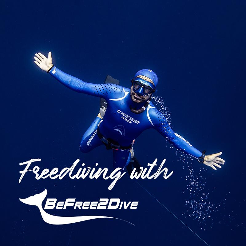 BeFree2Dive