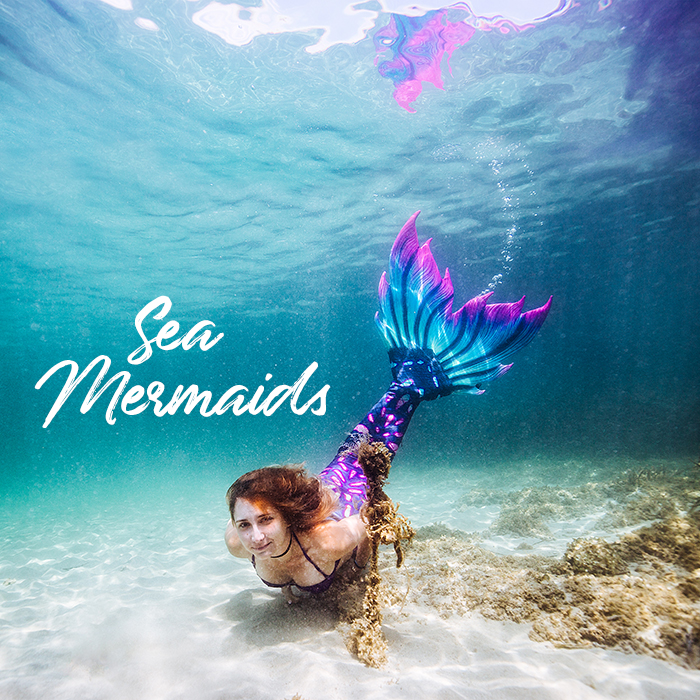 Sea Mermaids